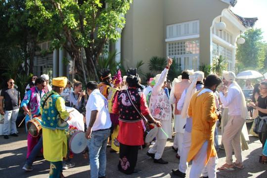 Lộng lẫy lễ cưới chính thức của tỉ phú Ấn Độ tại Phú Quốc - Ảnh 15.