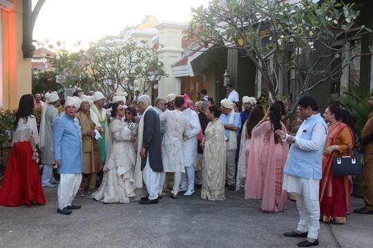 Lộng lẫy lễ cưới chính thức của tỉ phú Ấn Độ tại Phú Quốc - Ảnh 17.