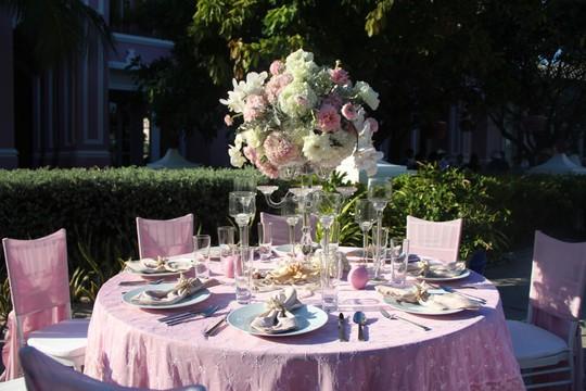 Lộng lẫy lễ cưới chính thức của tỉ phú Ấn Độ tại Phú Quốc - Ảnh 1.