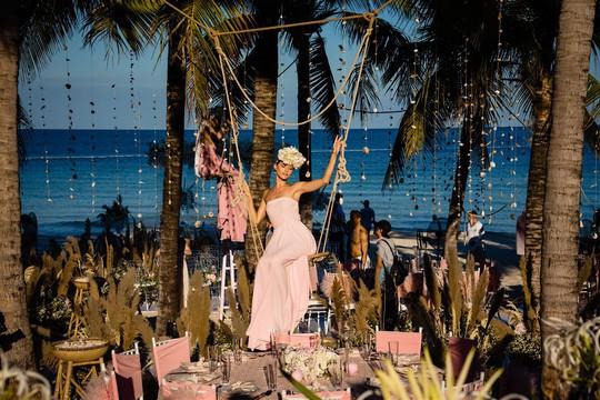Cận cảnh đám cưới xa xỉ của tỉ phú Ấn Độ tại JW Marriott Phu Quoc Emerald Bay - Ảnh 2.