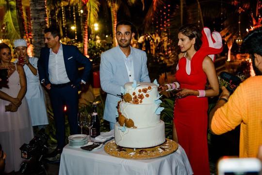 Cận cảnh đám cưới xa xỉ của tỉ phú Ấn Độ tại JW Marriott Phu Quoc Emerald Bay - Ảnh 6.