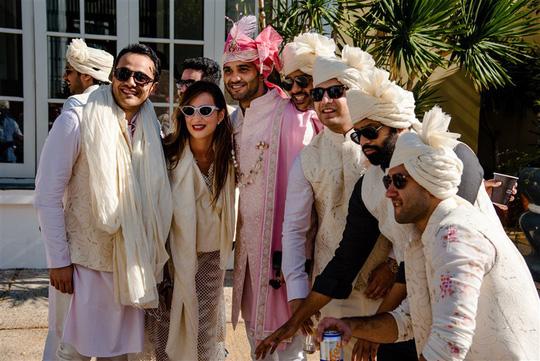 Cận cảnh đám cưới xa xỉ của tỉ phú Ấn Độ tại JW Marriott Phu Quoc Emerald Bay - Ảnh 11.