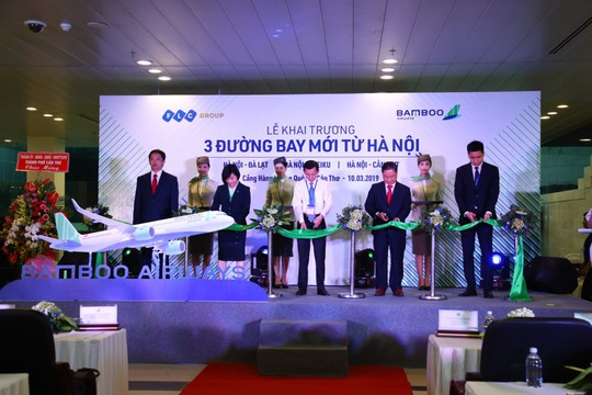 Từ 10-3, Bamboo Airways mở 3 đường bay mới - Ảnh 2.