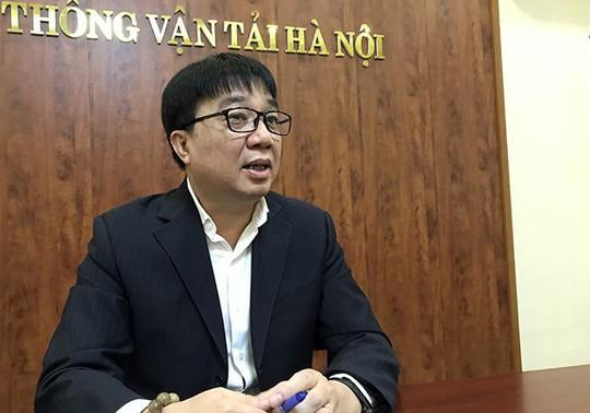 Giám đốc Sở Giao thông Vận tải Hà Nội Vũ Văn Viện