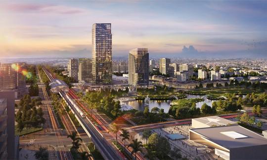 Kinh tế vùng ven phát triển mạnh mẽ nhờ đòn bẩy hạ tầng - Ảnh 2.