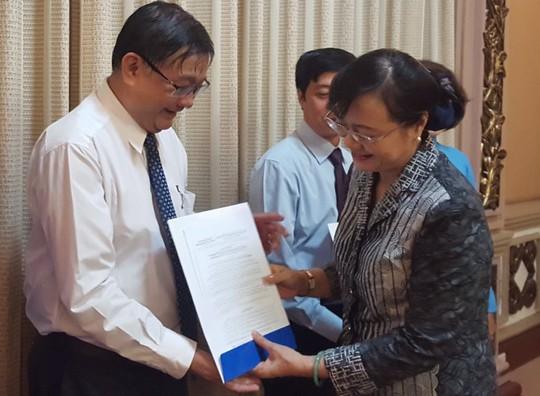 TP HCM bổ nhiệm nhiều nhân sự mới - Ảnh 2.