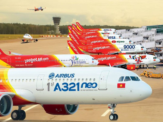 Vietjet lên tiếng về dòng máy bay Boeing 737 MAX - Ảnh 1.