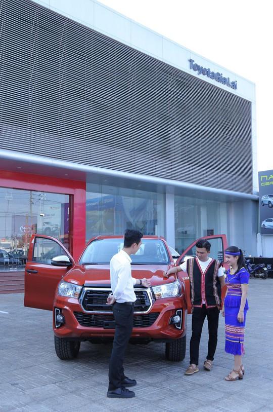 Toyota Gia Lai tổ chức lái thử 5 dòng xe nổi bật trong tháng 3 - Ảnh 2.