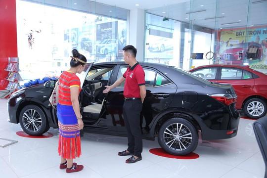 Toyota Gia Lai tổ chức lái thử 5 dòng xe nổi bật trong tháng 3 - Ảnh 1.