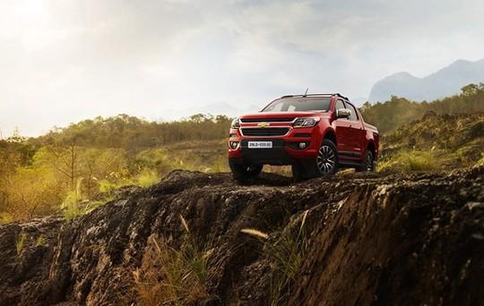 Chevrolet ưu đãi tới 50 triệu đồng cho Colorado và Trailblazer - Ảnh 1.