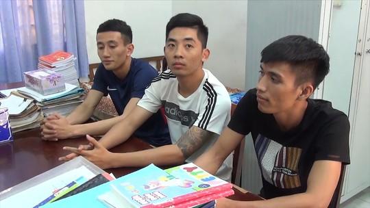 Phát hiện 2 nhóm tín dụng đen từ miền ngoài vào hoành hành xứ biển Kiên Giang - Ảnh 1.