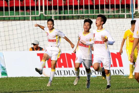 Hấp dẫn các cặp đấu ở bán kết Giải U19 quốc gia - Ảnh 2.
