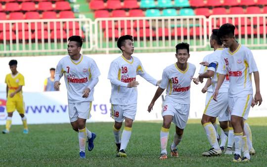 Hấp dẫn các cặp đấu ở bán kết Giải U19 quốc gia - Ảnh 1.
