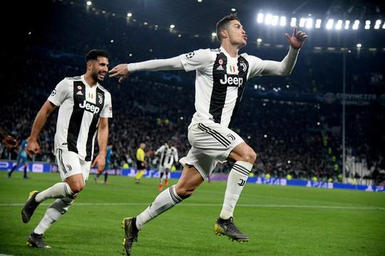 Ronaldo lập hat-trick, Juventus ngược dòng kỳ vĩ tại Turin - Ảnh 5.