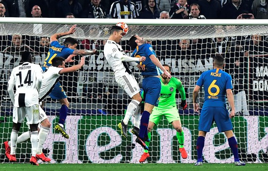 Ronaldo tự ca sau hat-trick đánh sụp Atletico