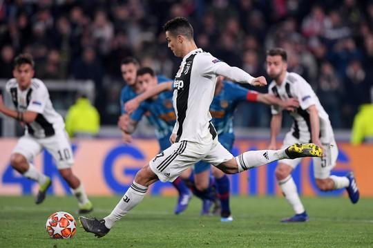 Ronaldo lập hat-trick, Juventus ngược dòng kỳ vĩ tại Turin - Ảnh 7.