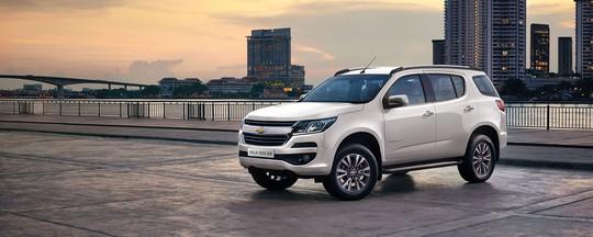 Chevrolet ưu đãi tới 50 triệu đồng cho Colorado và Trailblazer - Ảnh 2.