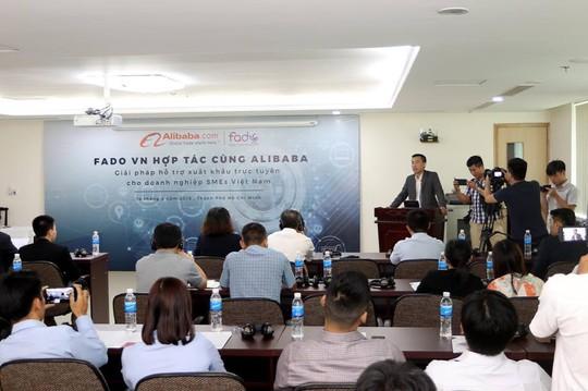 Doanh nghiệp Việt có thể xuất khẩu hàng qua sàn Alibaba.com - Ảnh 1.