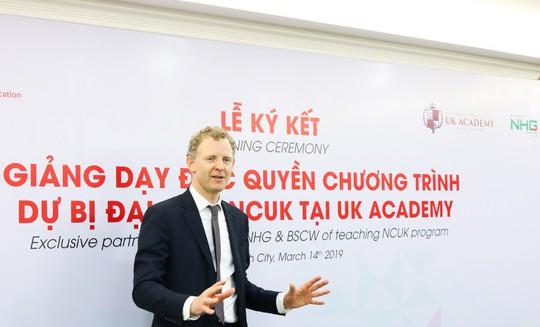 Học sinh UK Academy được tuyển thẳng vào các trường đại học quốc tế - Ảnh 1.