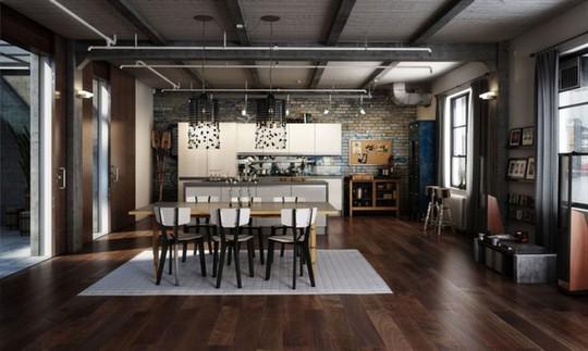 6 phong cách thiết kế nội thất đặc sắc năm 2019 - Ảnh 1.