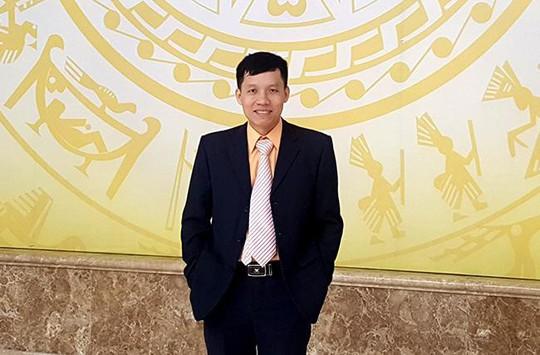PGS. TS. Nguyễn Quang Hưng và Công bố quốc tế trên tạp chí uy tín - Ảnh 1.