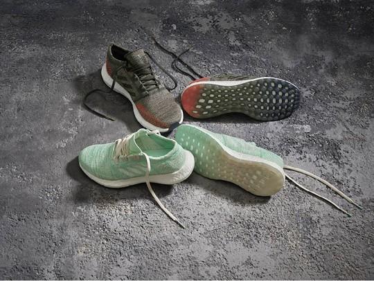 Adidas PureBOOST GO khuyến khích khám phá cung đường chạy thành phố - Ảnh 3.