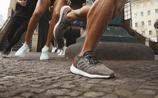 Adidas PureBOOST GO khuyến khích khám phá cung đường chạy thành phố - Ảnh 4.