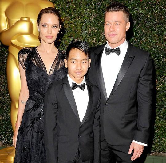 6 nhóc tì nhà Angelina Jolie càng lớn càng sành điệu - Ảnh 6.