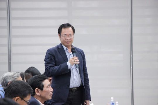 Giám đốc Sở Xây dựng Đà Nẵng làm Bí thư Quận ủy Liên Chiểu - Ảnh 1.