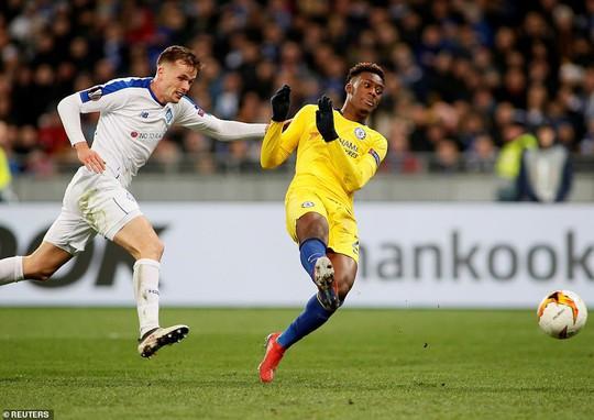 Phản đồ Chelsea lên tuyển Anh ở tuổi 18 - Ảnh 3.