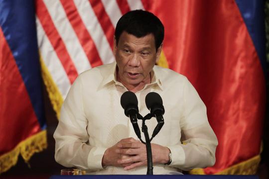 Danh sách đen của ông Duterte - Ảnh 1.