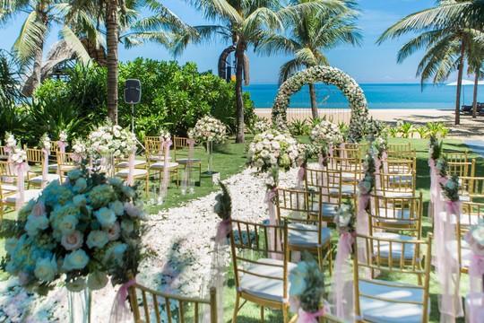 Soi đám cưới triệu đô tại Việt Nam của tỉ phú thế giới - Ảnh 4.