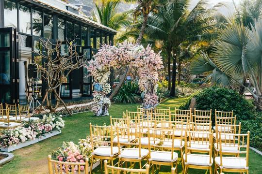 Soi đám cưới triệu đô tại Việt Nam của tỉ phú thế giới - Ảnh 5.