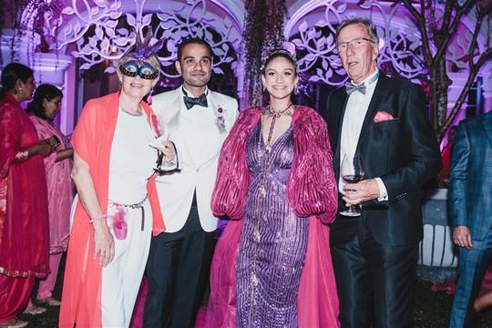 Soi đám cưới triệu đô tại Việt Nam của tỉ phú thế giới - Ảnh 9.