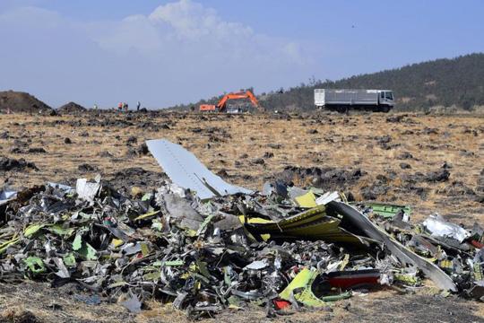 Chi tiết mới về khoảnh khắc cuối cùng của chiếc Boeing 737 MAX 8 - ảnh 2