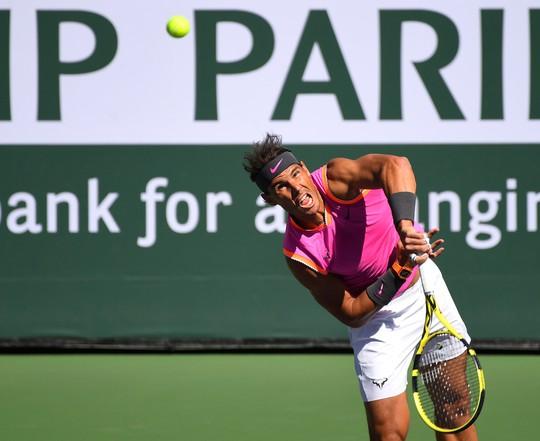 Federer chạm trán Nadal ở bán kết Indian Wells Masters - Ảnh 1.