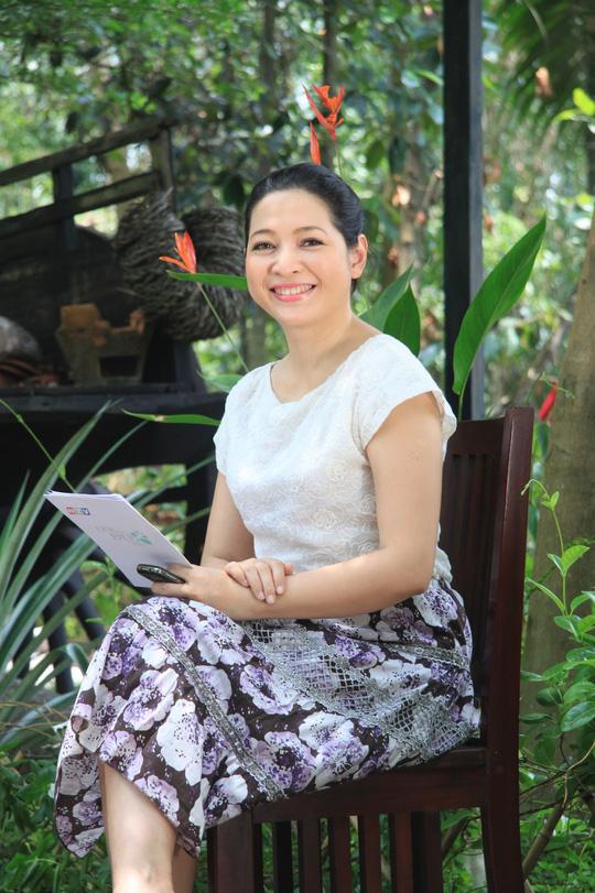 Khán giả ngỡ ngàng khi MC Quỳnh Hương chia tay Thay lời muốn nói - ảnh 4