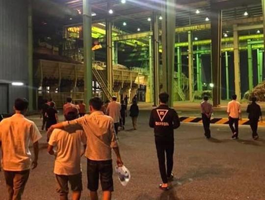 Nam công nhân mất tích tại nhà máy đường ở Khánh Hòa - Ảnh 2.