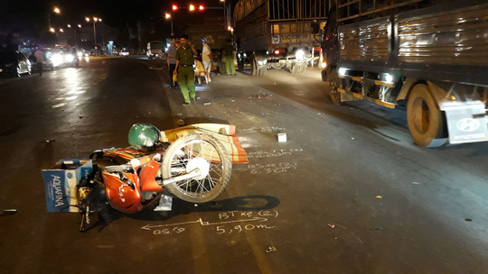 Collision with depot trucks, 1 soldier died - Photo 1.