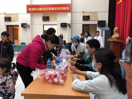 Gần 1.700 trẻ được xét nghiệm nhiễm sán lợn: Lãnh đạo tỉnh Bắc Ninh làm việc với bệnh viện - Ảnh 5.