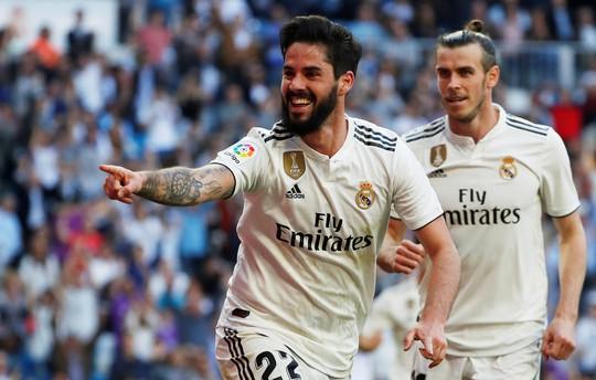 Zidane hồi sinh Real Madrid, Bernabeu dậy sóng - Ảnh 5.