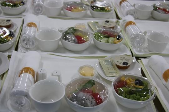 Khám phá bếp ăn đặc biệt làm 22.000 suất ăn/ngày cho các chuyến bay - ảnh 10
