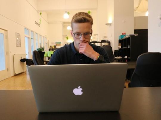 Nils Reichardt: 17 tuổi đã điều hành startup riêng - Ảnh 13.