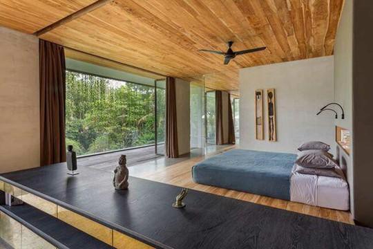 Căn nhà giữa rừng rậm vừa đẹp vừa tiện nghi - Ảnh 16.