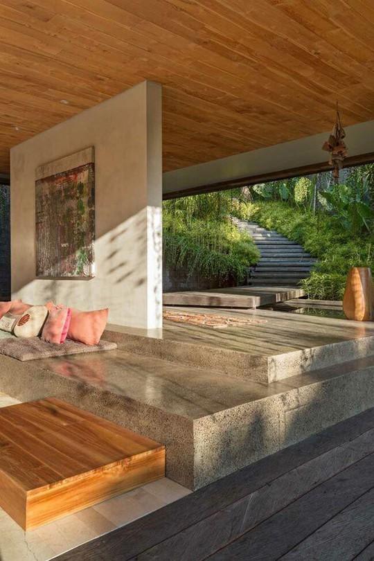 Căn nhà giữa rừng rậm vừa đẹp vừa tiện nghi - Ảnh 7.