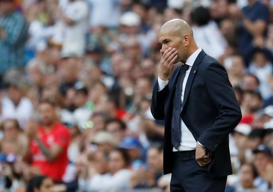 Zidane hồi sinh Real Madrid, Bernabeu dậy sóng - Ảnh 2.