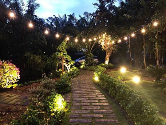 Nhà vườn đẹp như châu Âu của ca sĩ Cao Thái Sơn - Ảnh 18.
