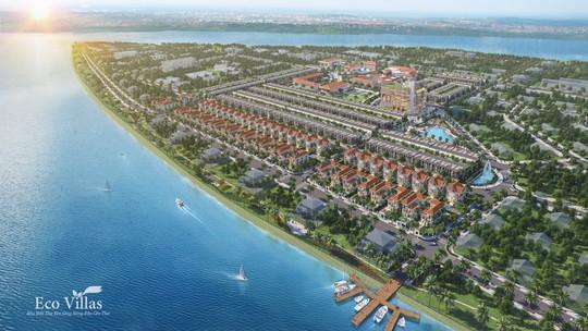 Hấp dẫn dự án khu biệt thự ven sông Eco Villas Cần Thơ - Ảnh 3.