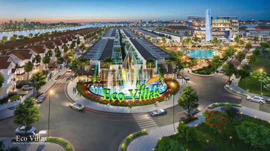 Hấp dẫn dự án khu biệt thự ven sông Eco Villas Cần Thơ - Ảnh 4.