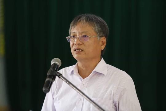 Khởi tố, khám xét nhà nguyên phó chủ tịch Đà Nẵng Nguyễn Ngọc Tuấn - Ảnh 3.